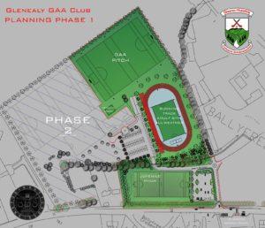 Glenealy GAA Club Planning Phase 1